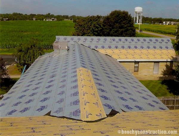 Shingle Roof Project - Roof Installation in Illinois
