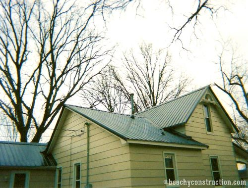 metal roofing in Champaign IL