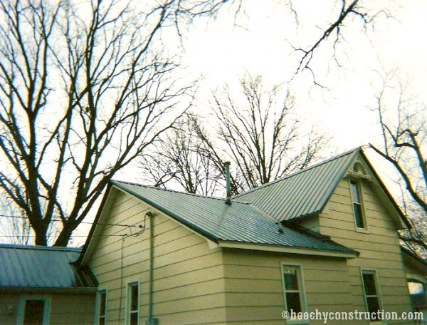 metal roofs for residents around bloomington-normal